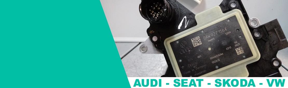 Mechatronic, Steuergerät  für Automatikgetriebe DQ200 DQ250 DQ500 DQ381 DSG 0AM 02E